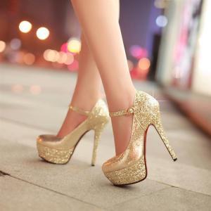 High Heels Paillette