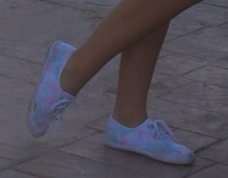 MsAkvileeCanvasSneakers