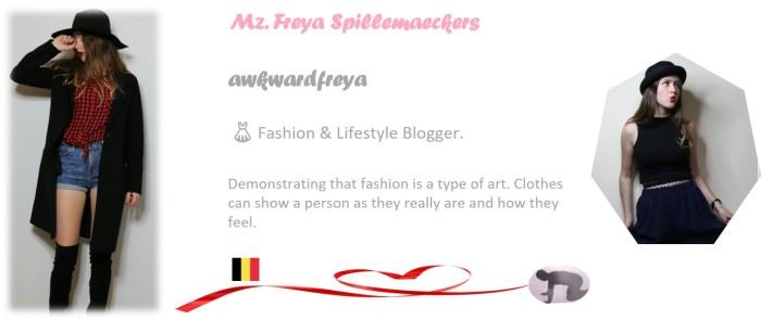 Mz Freya Spillemaeckers