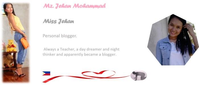 Mz Jehan Mohammad